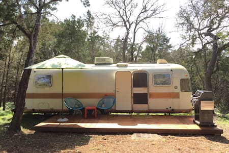 Airstream Glamping at Dharma Ranch - San Marcos