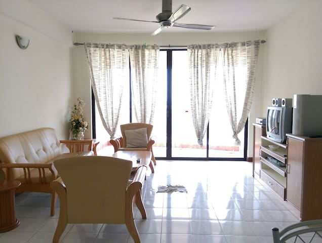 2 bedroom apartment in Afamosa - Alor Gajah - Appartement