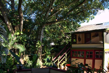 Charming 1920's Carriage house - Fort Myers - 小平房