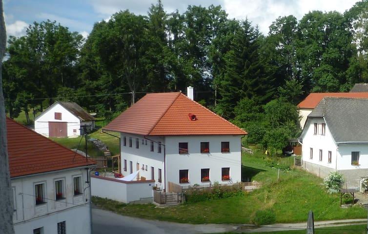 Ubytování Praschlhaus