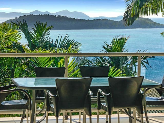 Penthouse Style Apartment with Spectacular Views - Whitsundays - Apartamento
