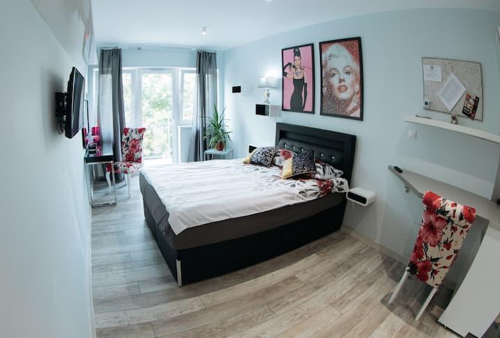 Serafitek Apartamenty - glamour style Brand New!