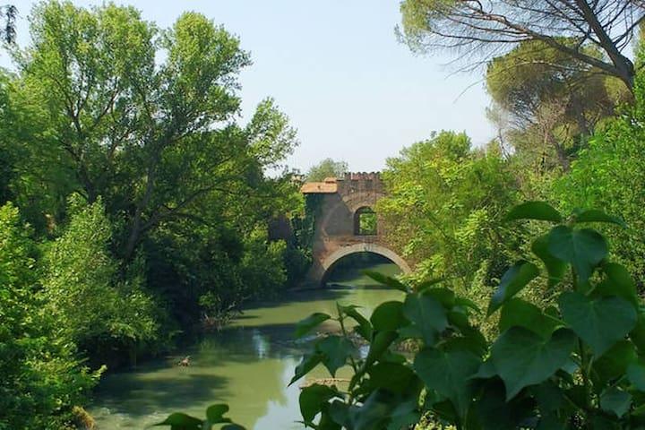 Guidebook for Montesacro, Rome