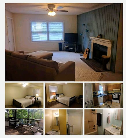 Two Bedroom Apartment in Athens, GA - Athens - Leilighet