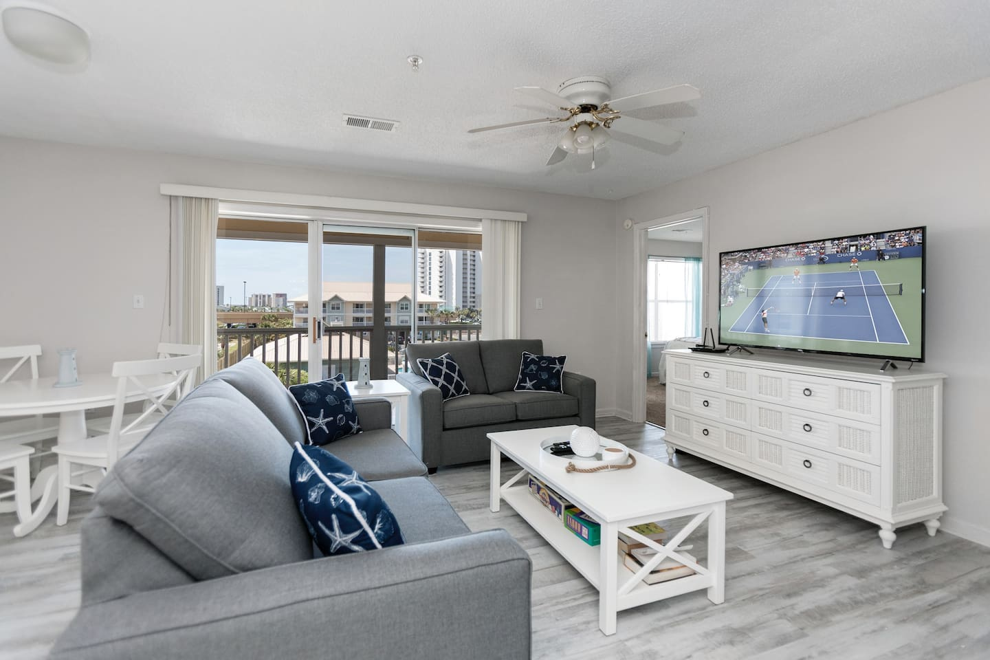 Welcome to Destin! This condo is professionally managed by TurnKey Vacation Rentals.