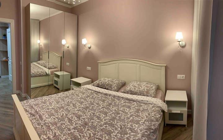Apartment on Kashirskoe 6