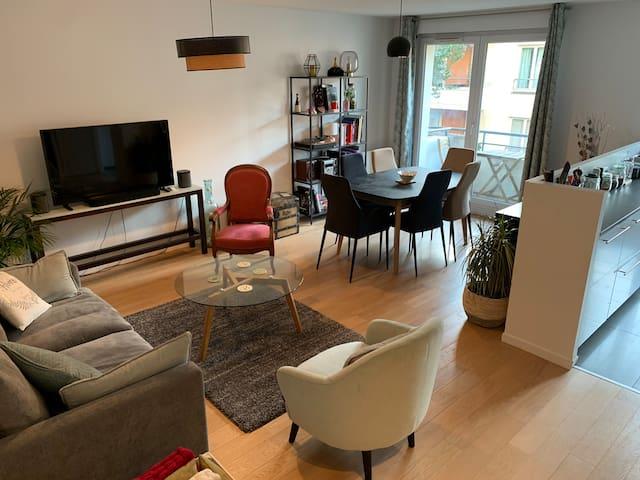 Appartement 2 pièces à Issy les Moulineaux