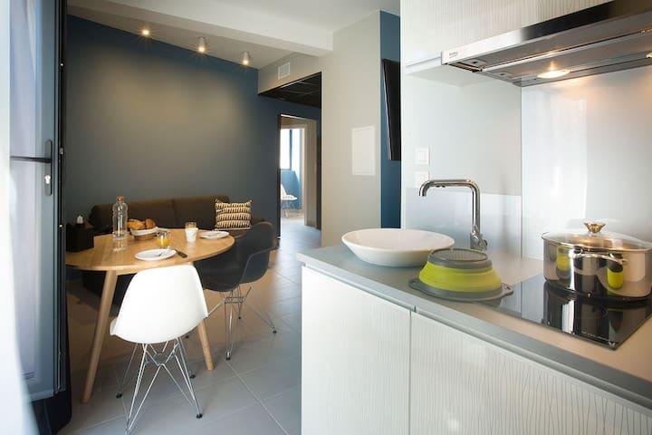 Appartement Chartreuse 4 pers - Villefranche-de-Rouergue - Wohnung