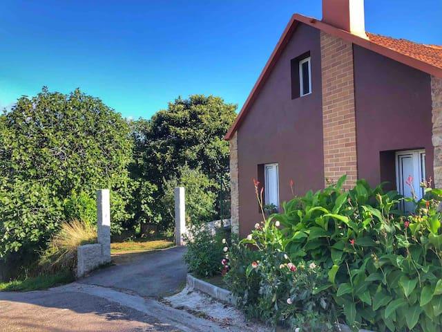 Casa acogedora en Galicia