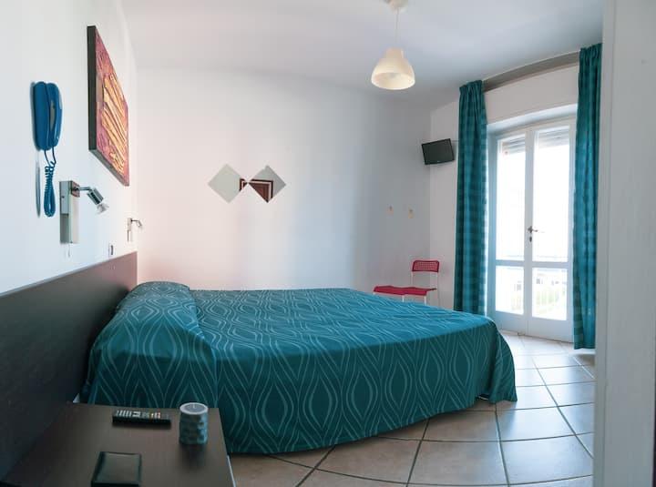 Hotel Burlamacco Room 1 matrimoniale con balcone
