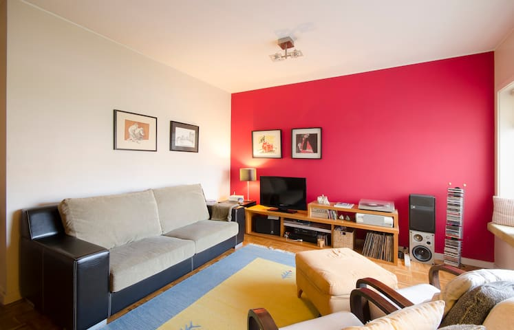 suite with a balconi near oporto - Maia - Apartment