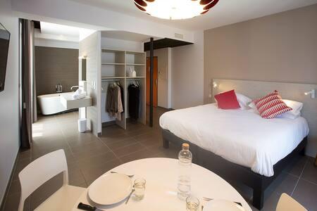 Appartement Notre-Dame 2pers - Villefranche-de-Rouergue
