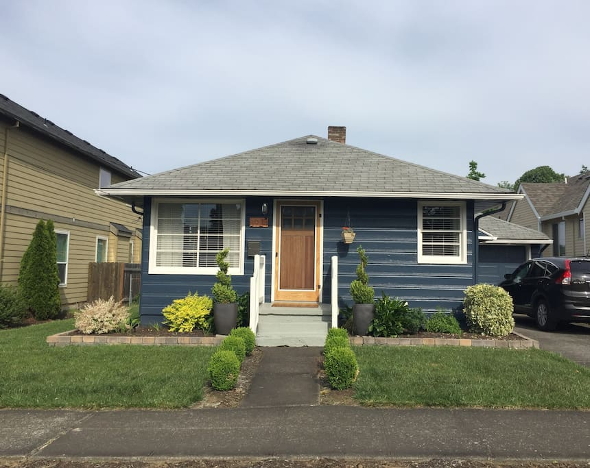 adorable north portland bungalo houses for rent in portland oregon