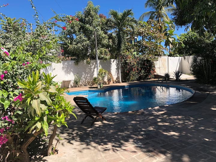 Spacious house with Pool in San Patricio