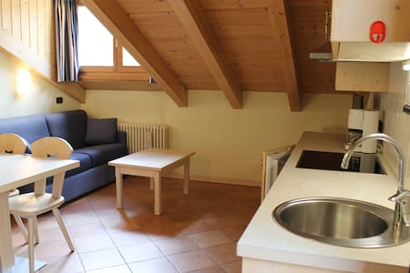 Livigno appartamento trilocale - Livigno - 独立屋
