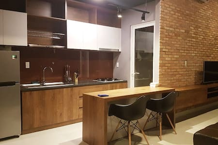 NEWLY Furnished Apartment in An Phu Dist. 2 - Lakás