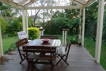 NEAR CRONULLA  BEACH HOLIDAY  HOME - Rumah
