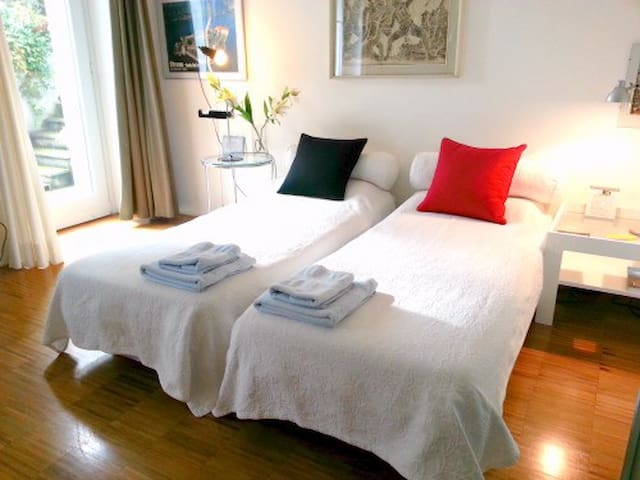 Nice Room/Kitchenet near beaches - Lesa