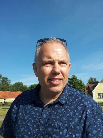 Værelse midt på Djursland - Ryomgård - House