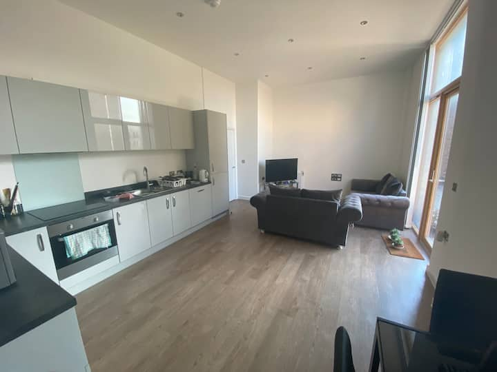 Brand New Apartment in London! :)