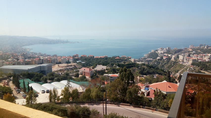 New appartment in Ghazir with a wonderful view - Ghazir - Apartment