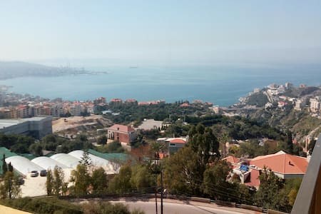 New appartment in Ghazir with a wonderful view - Ghazir - Apartamento