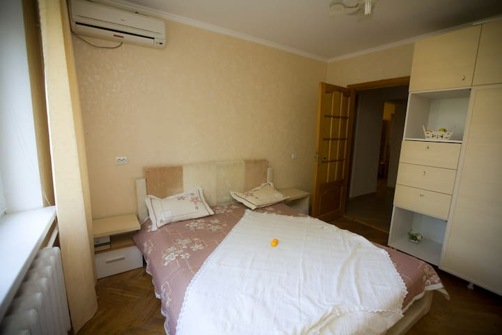 Nice and Big 2BR Apartment in City Center - Chisinau - Appartement