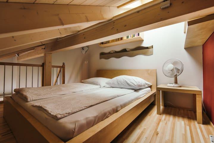 Schickes gemütliches Studio in Schwabmünchen - Schwabmünchen - Appartement en résidence