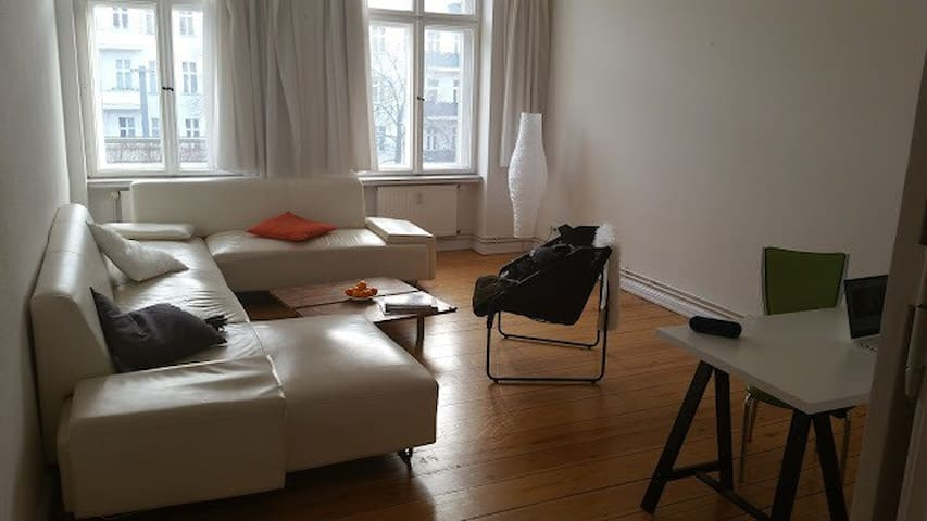 Family living PrenzlauerBerg Berlin