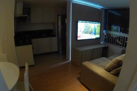 Apt de  2 quartos em Vila Velha, ótima localizacão - Vila Velha