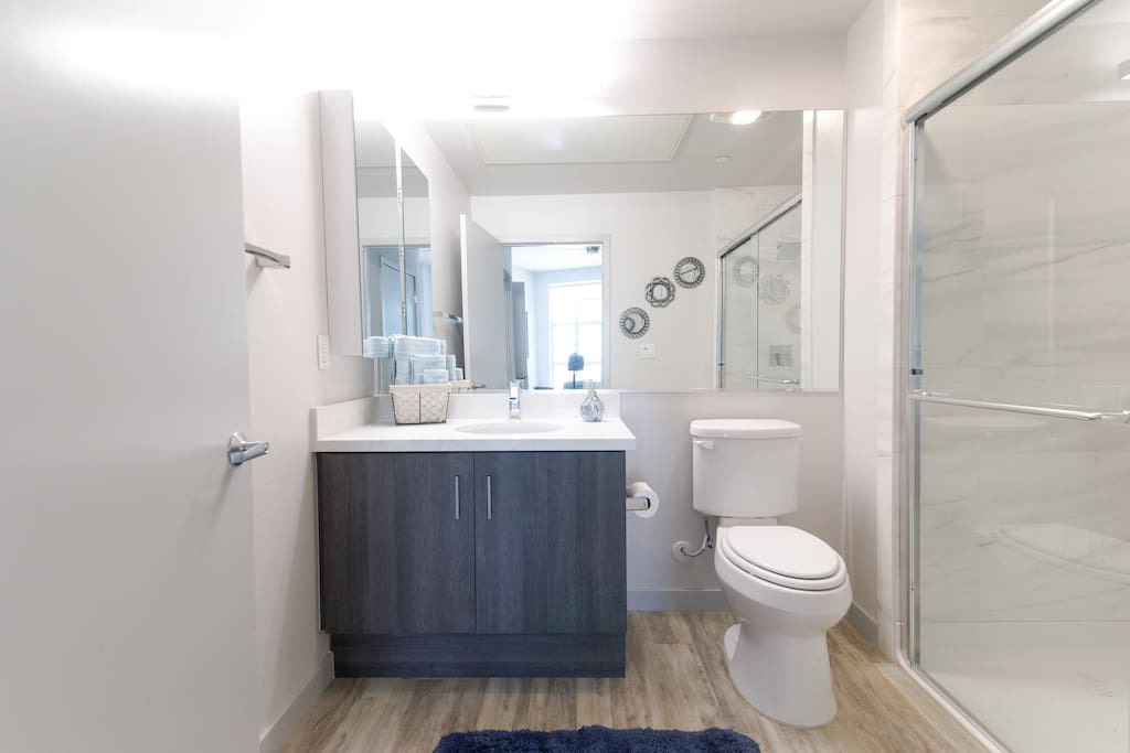 Ensure Bathroom
