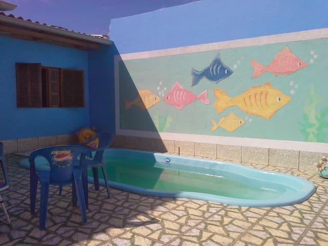 Casa no Cassino com piscina