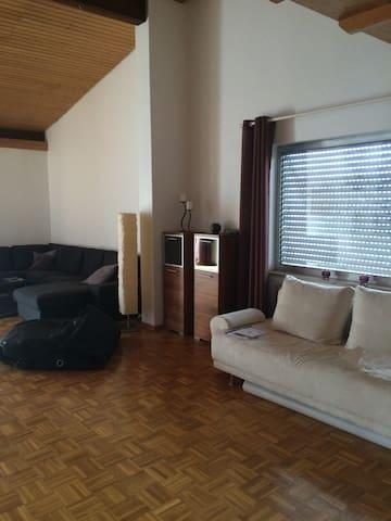 Nettes und gemütliches Zimmer - Brackenheim - House