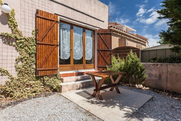 Maison familiale à Narbonne-plage - Narbonne - Huis