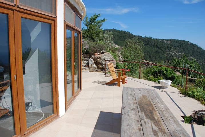 The real Turkey villa and cottage - mugla - Huis