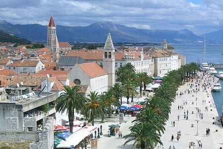 TROGIR  Old -Town  FROM  50,- €