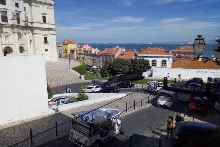 Feira Tejo View
