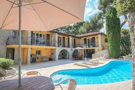 Villa meublee proche de MONACO - Roquebrune-Cap-Martin
