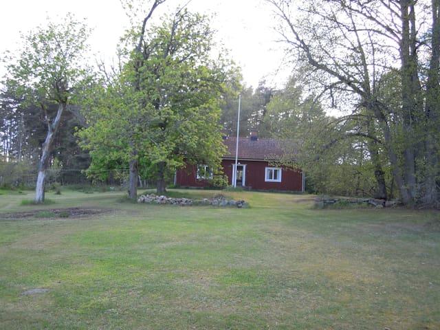 Kuleholm - Kalmar - Hytte