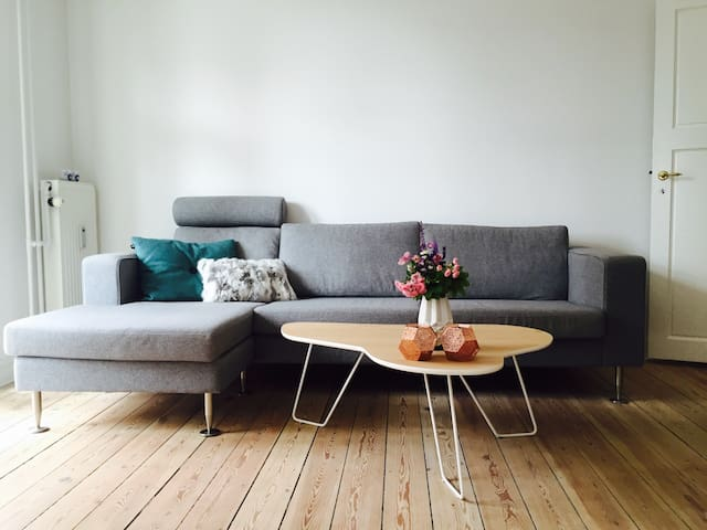 Charming 2-room apt in central CPH