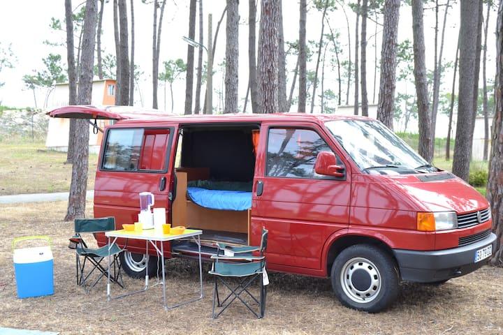 Surf'n Van - Autocaravana - 馬托西紐什 - 露營車