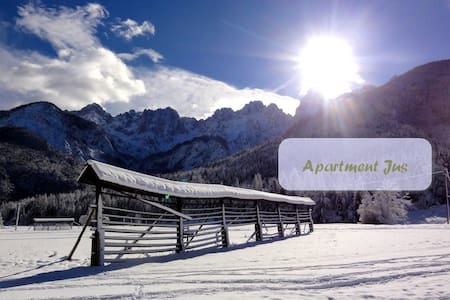 APARTMENT JUS ~ mountain view ~ - Gozd Martuljek - Wohnung