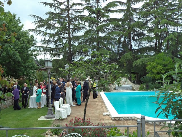 Villa Storica - Montopoli di Sabina