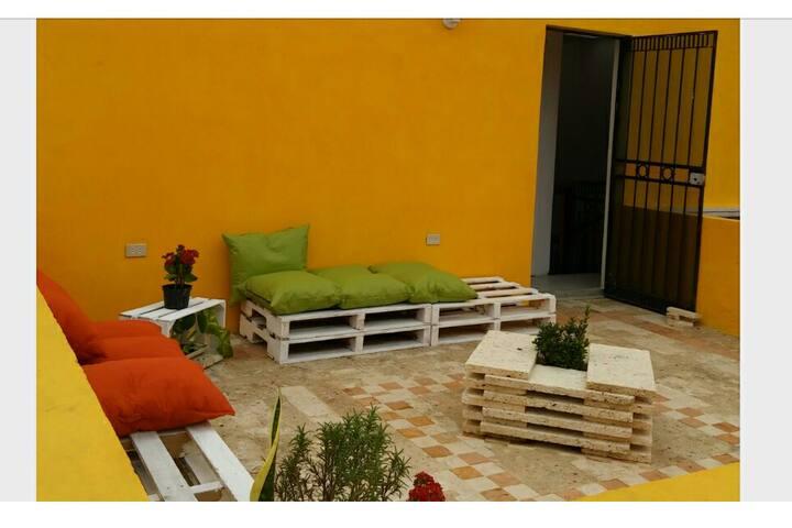 Habitación Silene al mejor precio en Mérida.