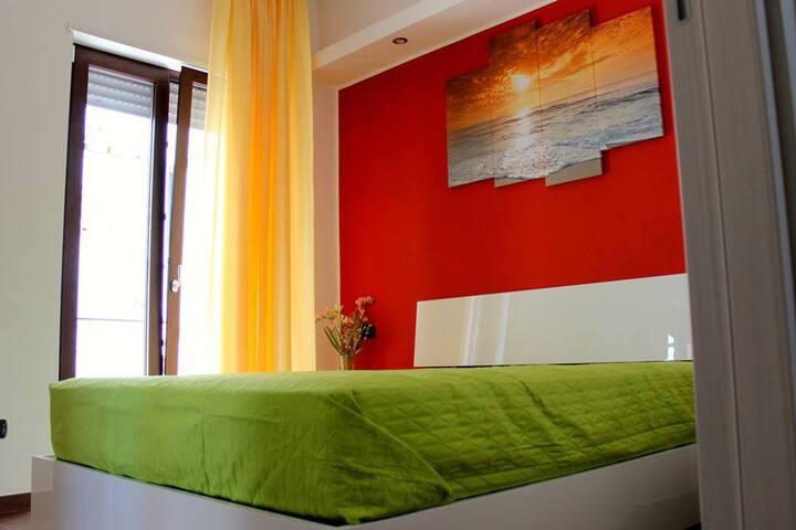 B&B Casa Camasso (First Room Quad.  ) - Peschici - Bed & Breakfast