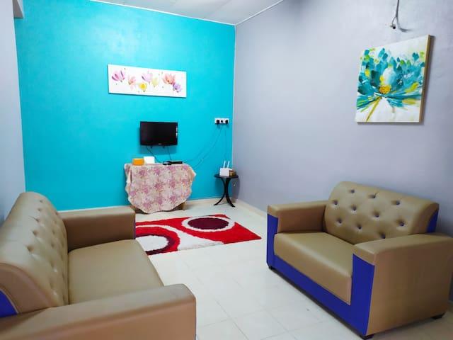 Rumah Tamu Lovina Kangar (FREE WIFI)