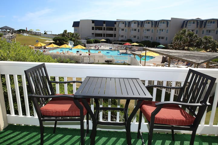 Beach Front ResortAtlantic Beach NC - Atlantic Beach - Osakehuoneisto