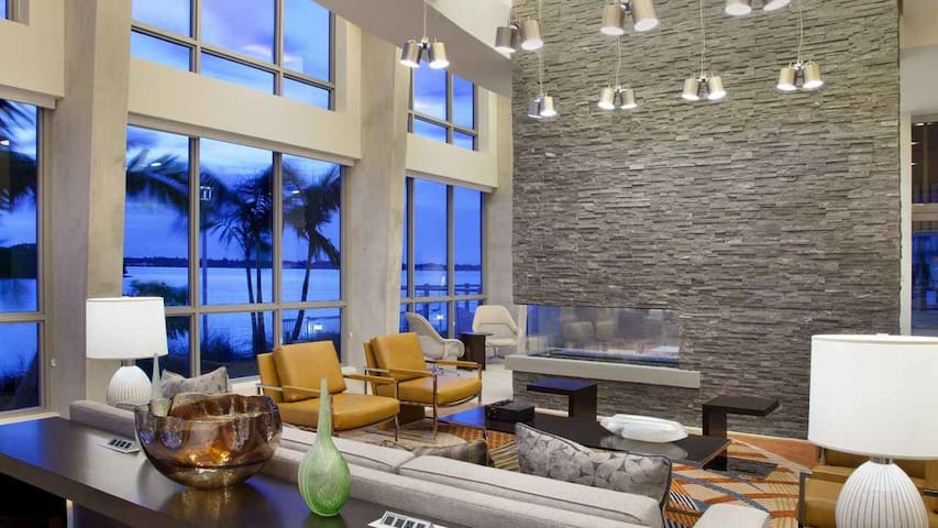 Resort style appartment - North Bay Village - Apartment