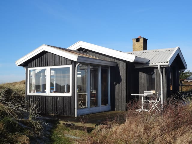 Du er tæt på både fjord og hav - Hvide Sande