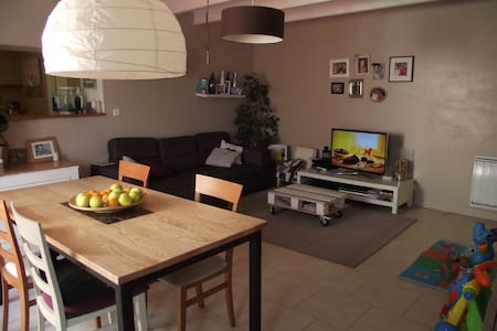 Maison rénovée proche centre - Aigrefeuille-d'Aunis